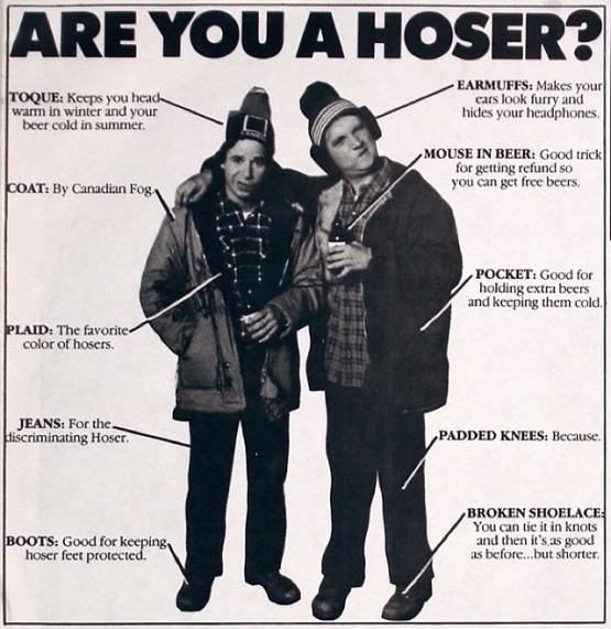 are you a hoser
