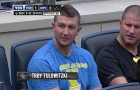 tulo at yanks game